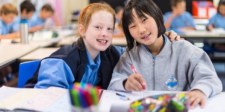 ISI国際学院ジュニア中高生の短期留学 オーストラリアパース現地校体験プログラム