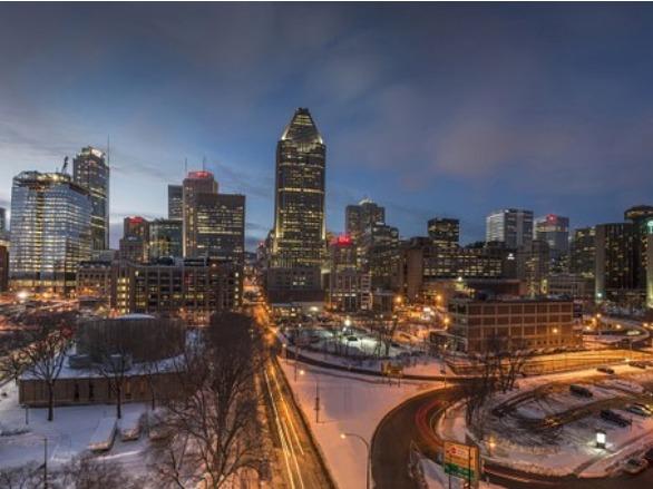 ISI国際学院 留学カウンセラーブログ カナダ モントリオール 市街 Montreal Canada