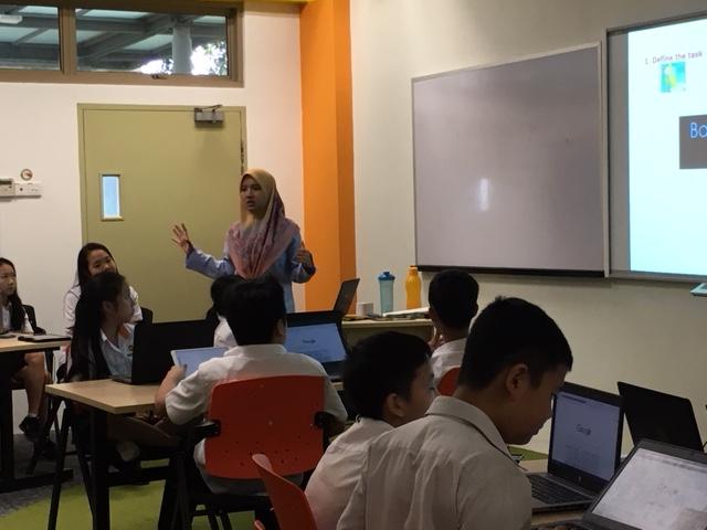 マレーシア Sunway International School