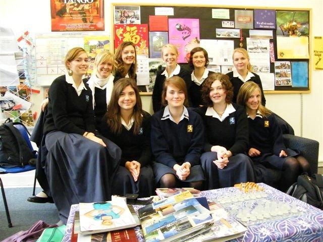 ニュージーランド高校留学 オークランド 公立女子校 エプソンガールズグラマースクール Epsom Girls Grammar School EGGS ホームステイ 日本人サポート