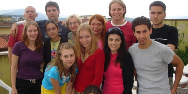 ISI国際学院ジュニア中学生・高校生の夏休み短期留学 シュプラッハカフェ(Sprachcaffe)イタリア・フィレンツェ