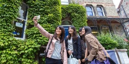中学生・高校生 春休み語学留学 イギリス留学 ケンブリッジ
