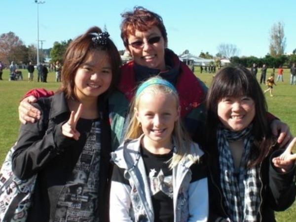 中学生高校生春休み短期語学留学 オークランド近郊 フィティアンガ 英語研修