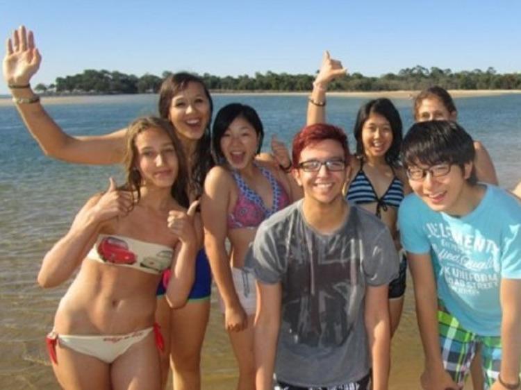 オーストラリア 英語+サーフィン