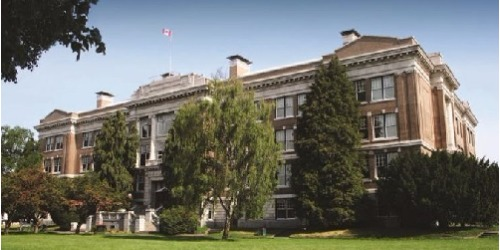 ISI国際学院のカナダ公立高校留学 ブリティッシュコロンビア州 ビクトリア学区(SD61)The Greater Victoria School District ホームステイ