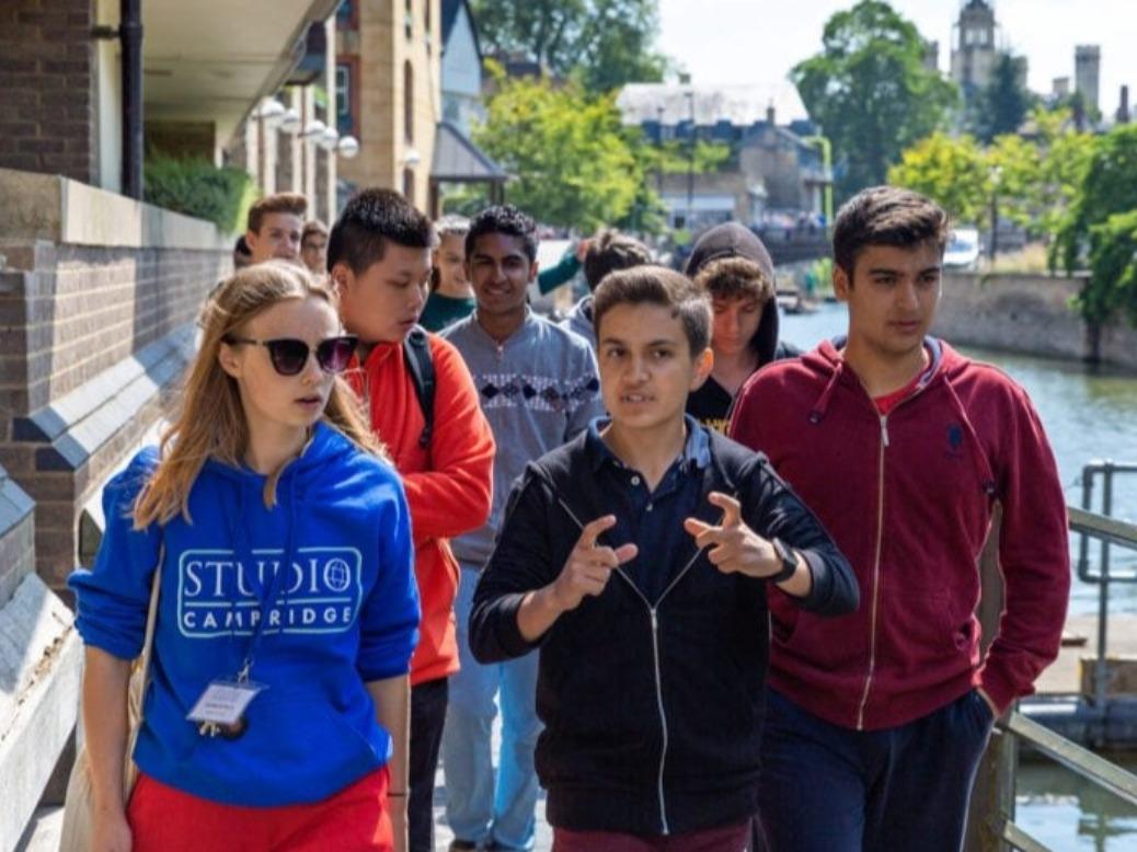 留学生の声