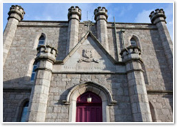 ISI国際学院 高校留学 アイルランド留学 アイルランド正規留学 高校卒業留学 1年留学 ボーディングスクール ホームステイ ロレト・アビー・ダルキー Loreto Abbey Dalkey ダブリン