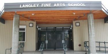 ラングレー・ファイン・アーツ・スクール Langley Fine Arts School