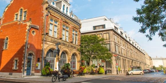 ISI国際学院 ジュニア 中高生 短期留学 カナダ モントリオール 景色 ホームステイ