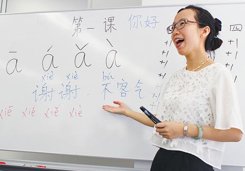 中国語で中国語を学び、自然に習得する直接教授法