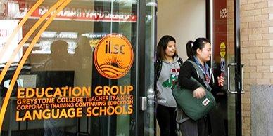 学生社会人シニア大人むけ短期長期語学留学 カナダ ブリティッシュコロンビア州 バンクーバー ILSC Language Schools, Vancouver