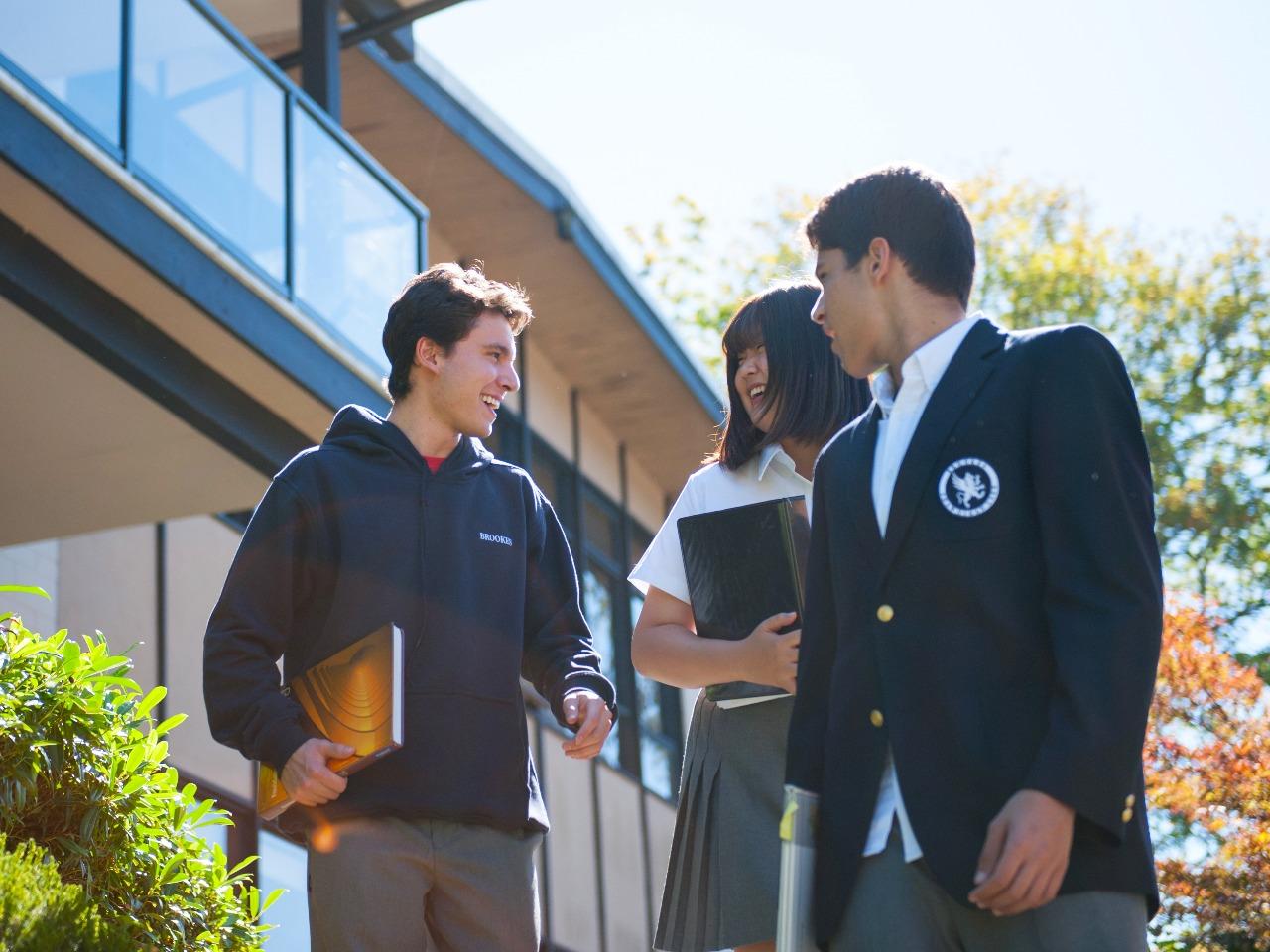 ISI国際学院 高校留学 ISIサポート ISIの特徴 よくある質問 Q&A