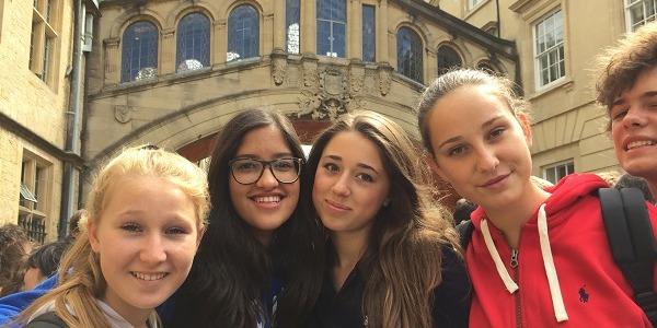 中高生の夏休み短期留学 イギリス・オックスフォード ケンブリッジ 英語+アクティビティ