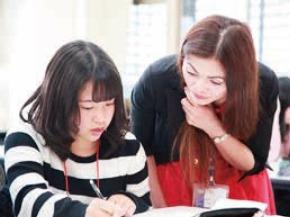ISIおもてなし英語サマースクール2019ネイティブ英語講師 会話 コミュニケーション