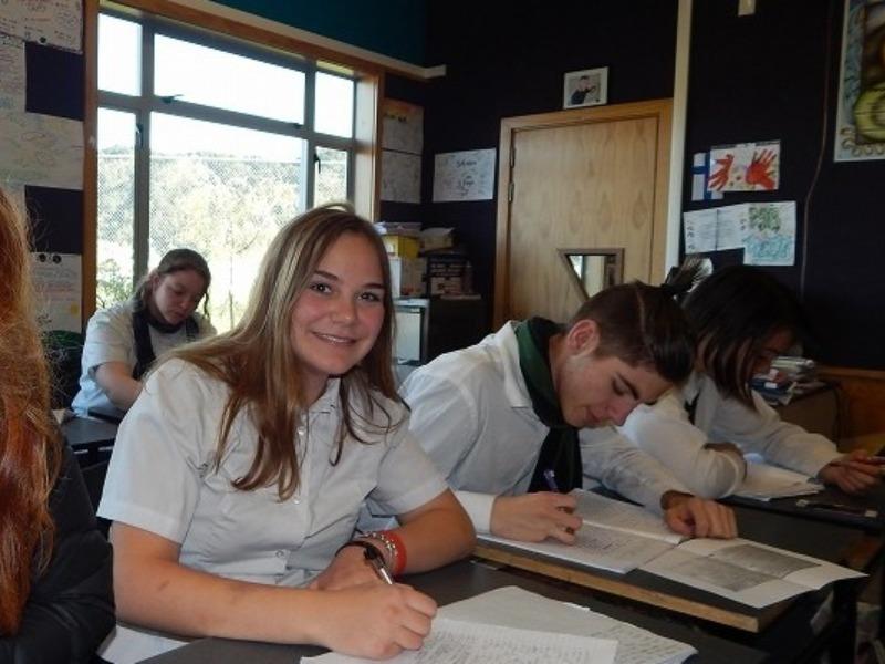中学生高校生春休み短期語学留学 ウェリントン現地校体験