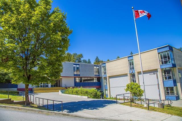 ポートムーディ・セカンダリー・スクール Port Moody Secondary School