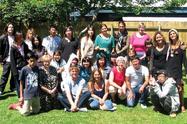 多彩な留学プログラム