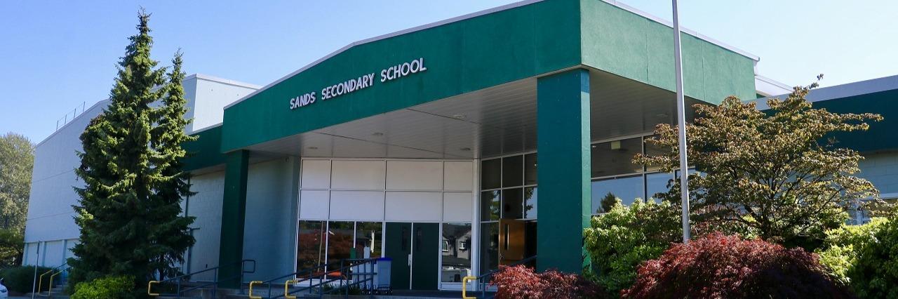 サンズ・セカンダリー・スクール(Sands Secondary School)
