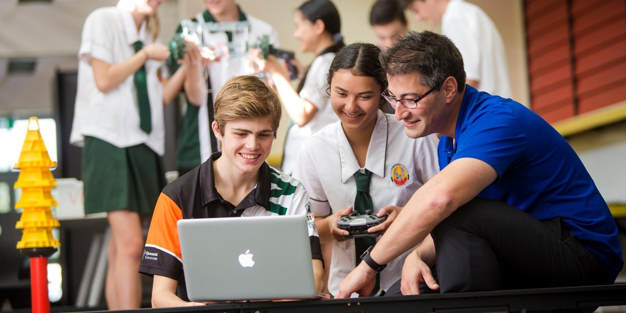 ISI国際学院 高校留学 オーストラリア留学 Marrimac State High School