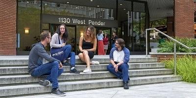 学生社会人シニア大人むけ短期長期語学留学 カナダ ブリティッシュコロンビア州 バンクーバー St.Gilesセントジャイルズ