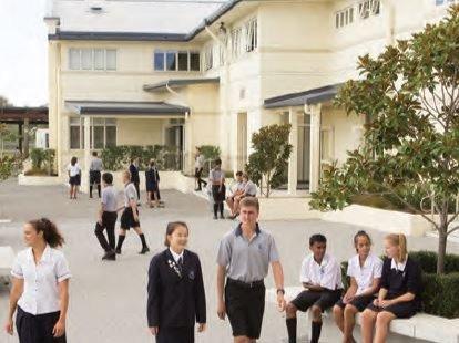 ニュージーランド高校留学 オークランド 公立共学 マウントアルバートグラマースクール Mt Albert Grammar School ホームステイ学生寮 日本人サポート