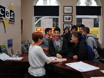 大学生専門学生夏休み短期語学留学 アイルランド ダブリン 一般 個別マンツーマン 職業体験 船航海 IELTSケンブリッジ対策 アカデミック ホームステイレジデンス CES