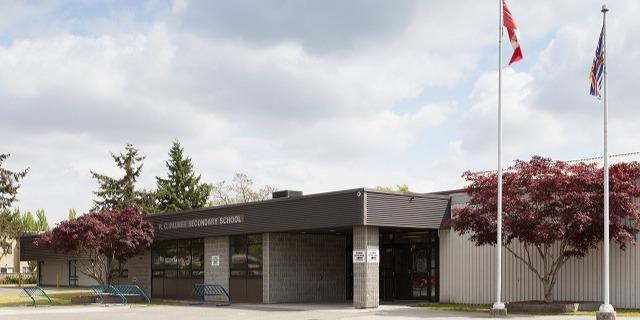 ロバート・セシル・パルマー・セカンダリー・スクール R.C. Palmer Secondary School