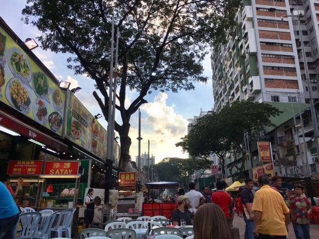 マレーシア ナイトマーケット
