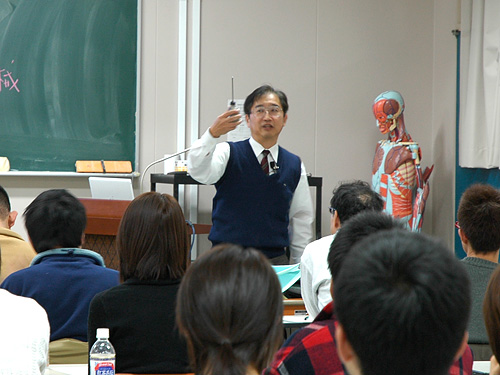 講師の井手將文先生