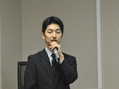 講師の辻智幸先生