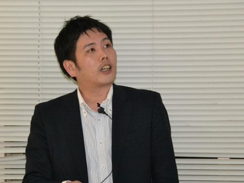 講師の熊谷隆史先生
