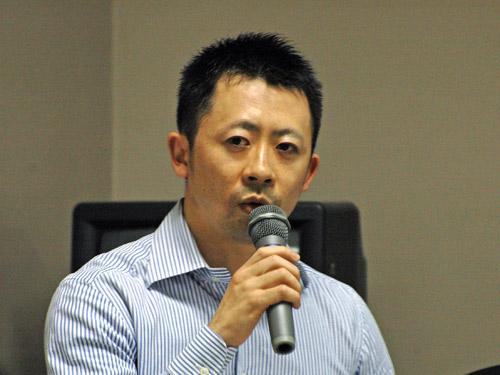 講師の田口尚人先生