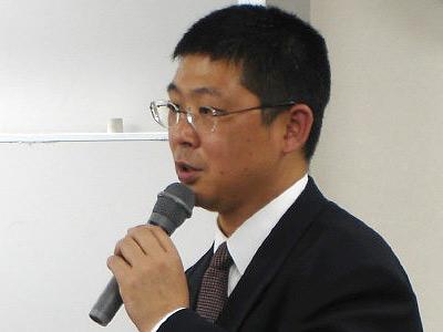 講師の江原公洋先生