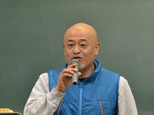講師の山崎浩史先生