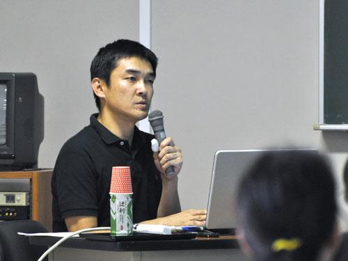 講師の藤田博史先生