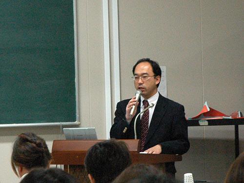 講師の島田久寛先生