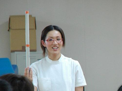 講師の松尾明美先生