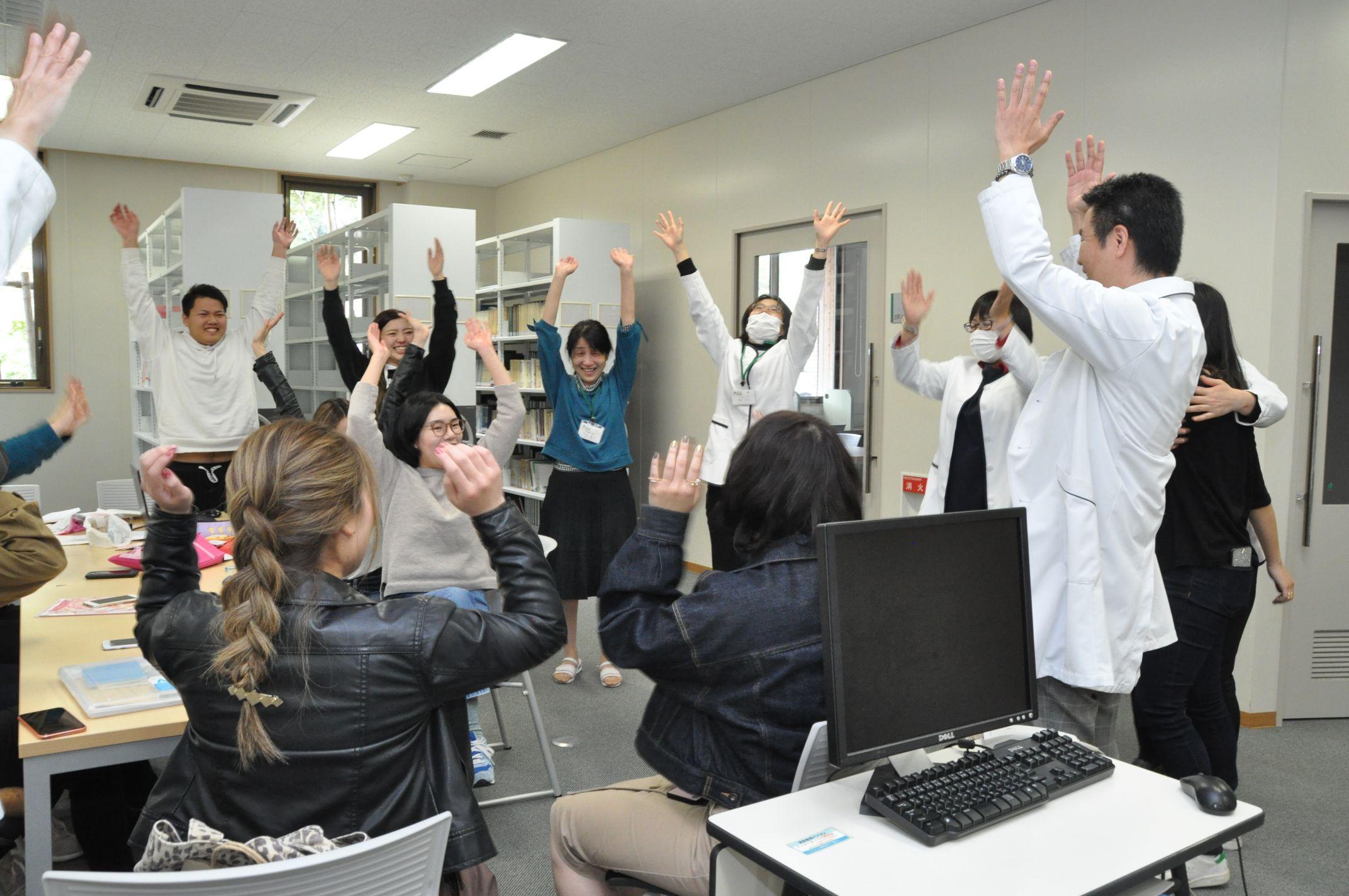 【総合看護学科】看護師国家試験全員合格