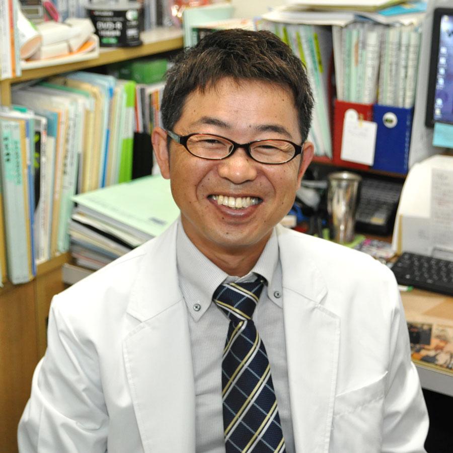 作業療法学科 学科長 島ノ江 寿