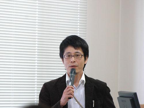 講師の北村栄二先生