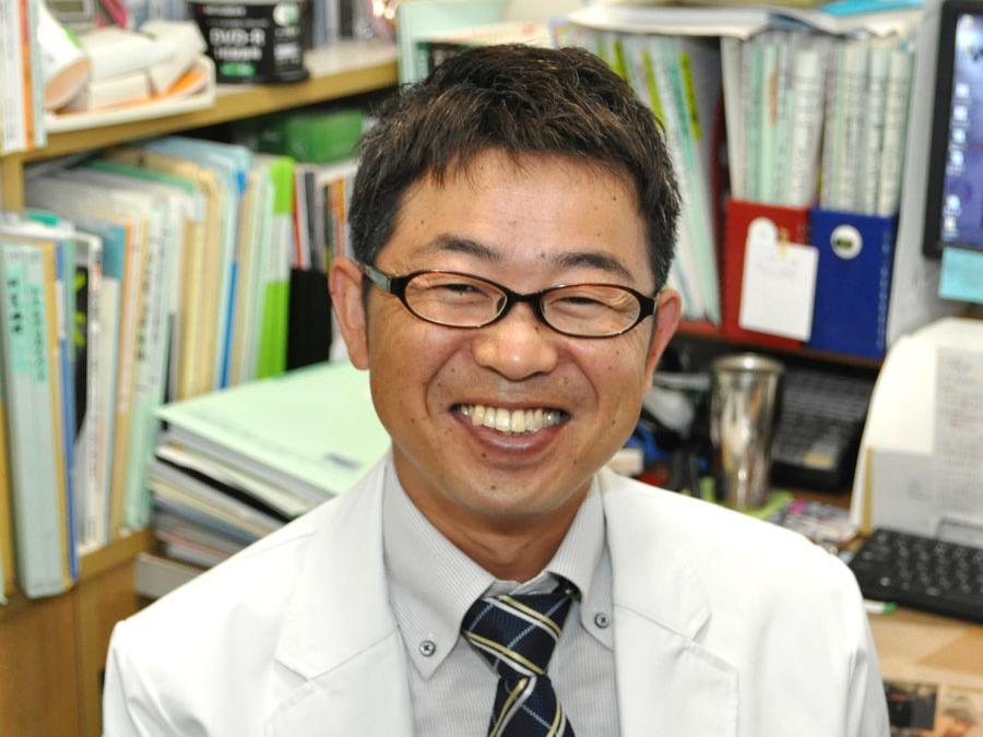 作業療法学科長 島ノ江 寿