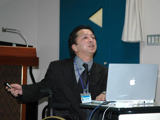講師の松尾清美先生