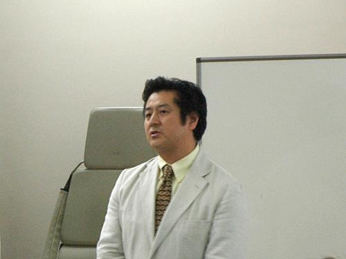 講師の柴田真一先生