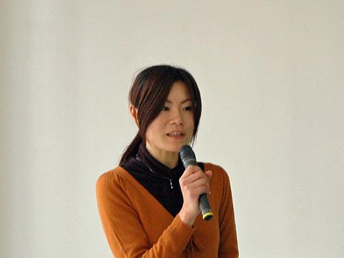 講師の野中美希先生