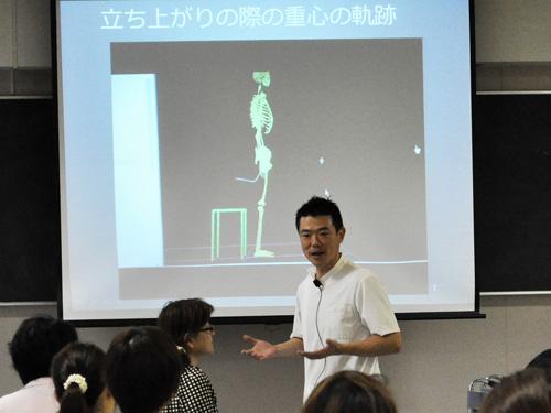 講師の竹井和人先生