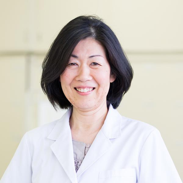 専攻看護学科 学科長 高松 由美子