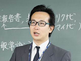 小野 寛明先生