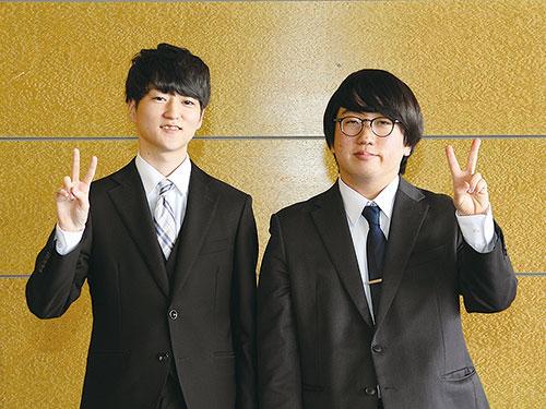 Information people (ゲーム・CGデザイン科)