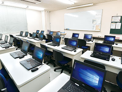 5F実習室