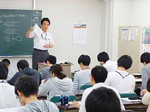 直前対策授業と 模擬試験による徹底対策